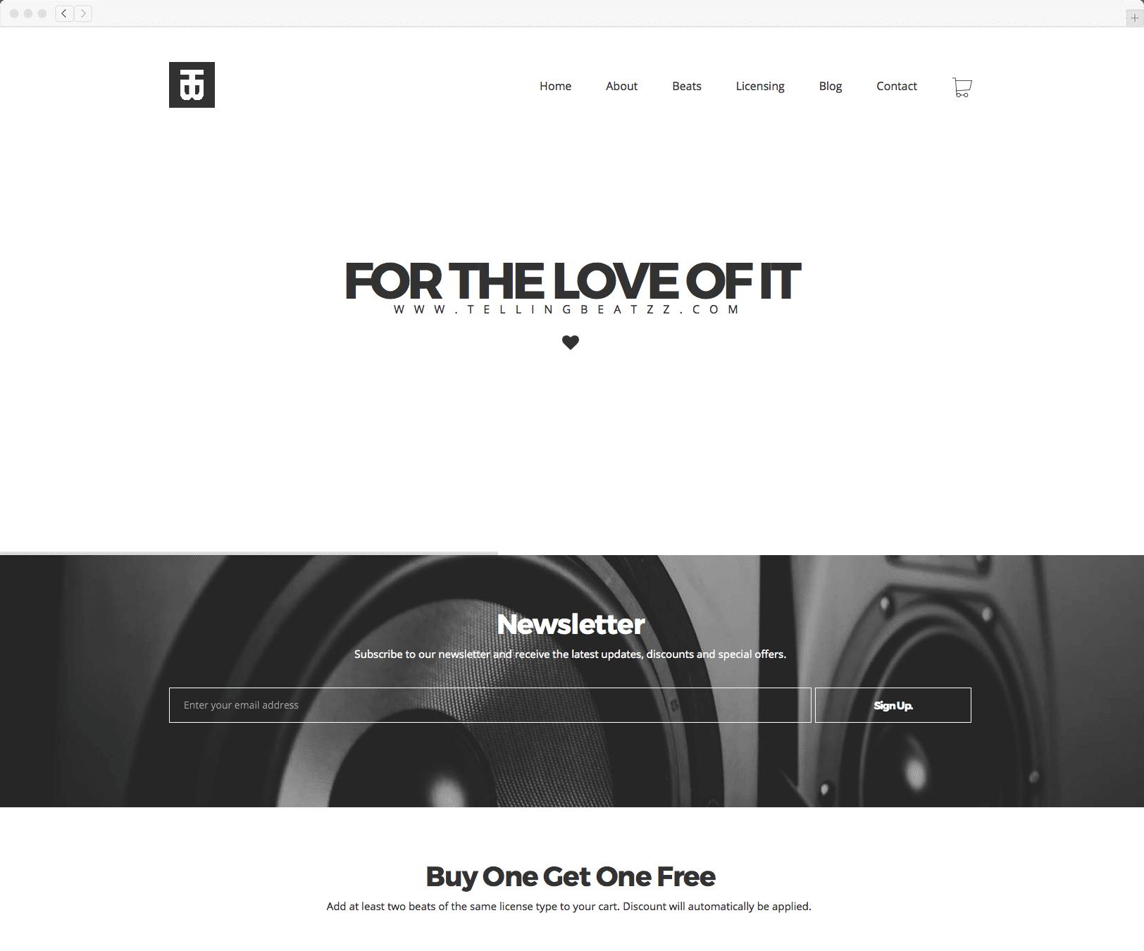 Buy Instrumentals