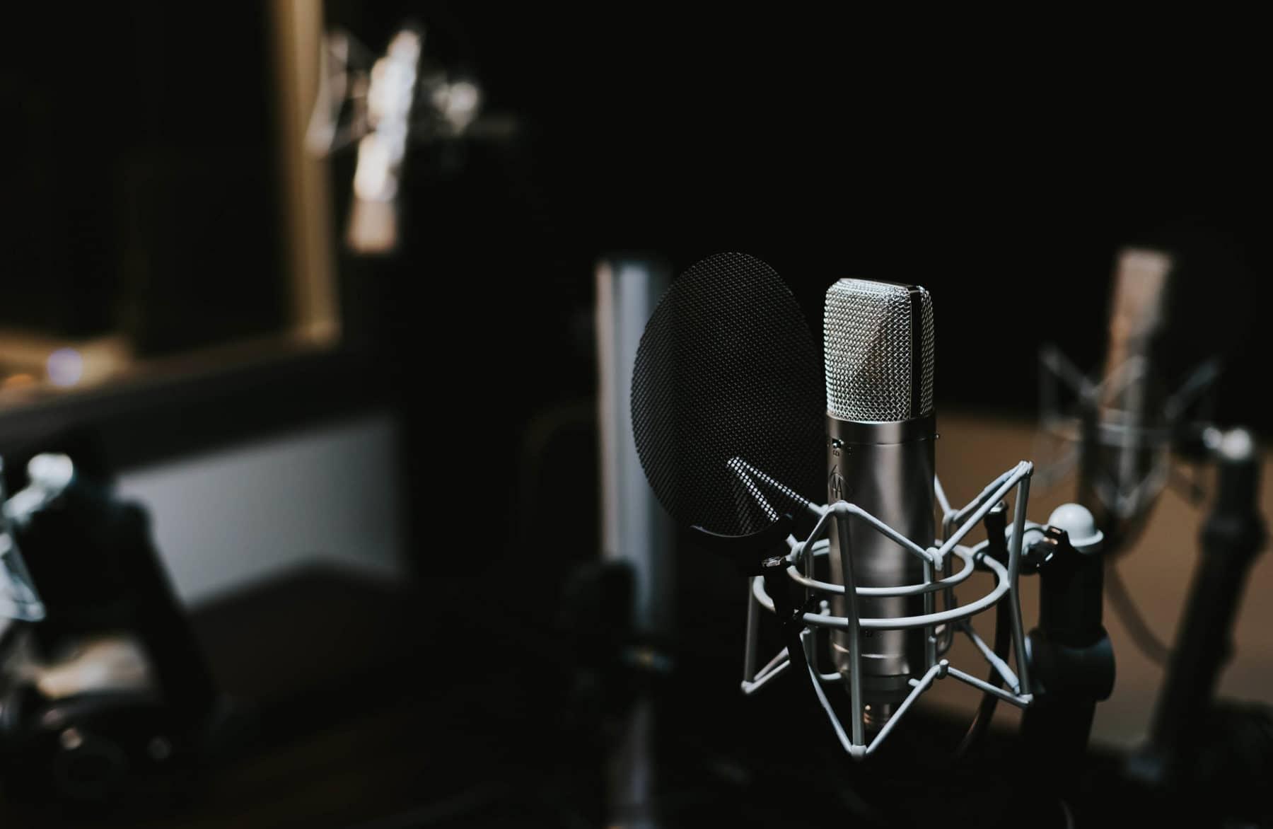 Best Microphones Rap Vocals
